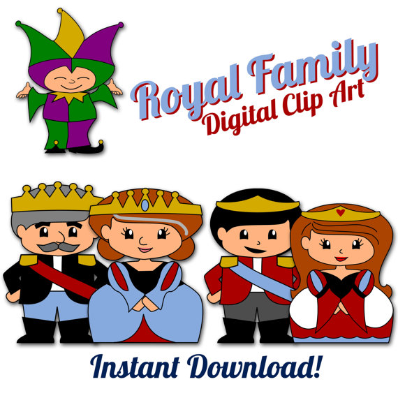 royal clipart