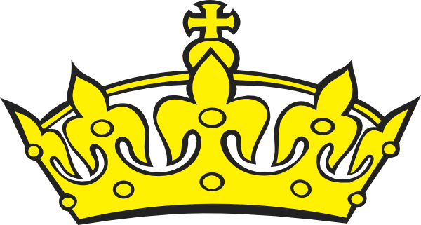 royal crown clipart - Crown Clip