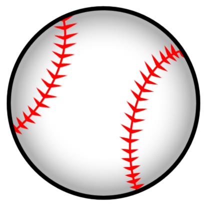Royalty Free Baseball Clipart Pics
