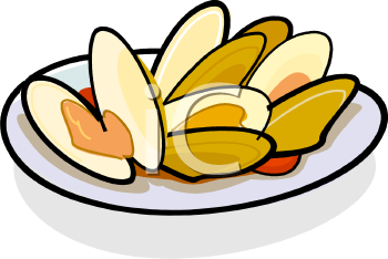 Royalty Free Clam Clipart-Royalty Free Clam Clipart-18