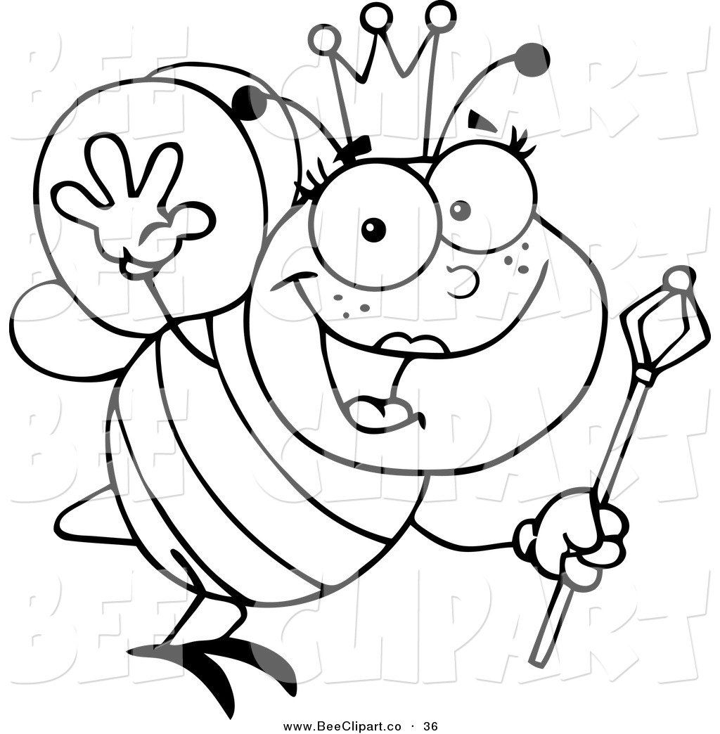 Royalty Free Coloring Page .