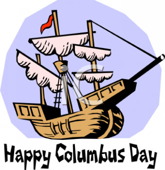 Royalty Free Columbus Day Clipart-Royalty Free Columbus Day Clipart-18
