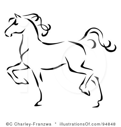 royalty-free-horse-clipart- .