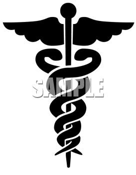 Royalty Free Medical Symbol Clipart