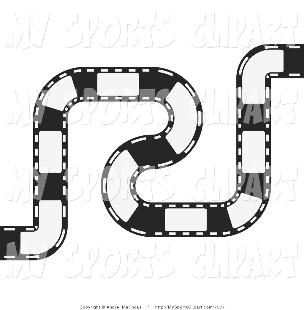 Royalty Free Race Track Stock Sports Cli-Royalty Free Race Track Stock Sports Clipart Illustrations-16