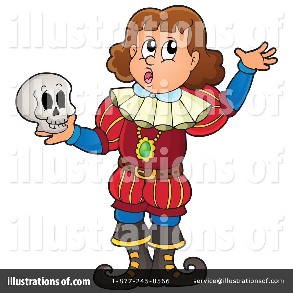Royalty-Free (RF) Actor Clipart Illustra-Royalty-Free (RF) Actor Clipart Illustration #1259885 by visekart-15