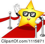Royalty Free Rf Actor Clipart .
