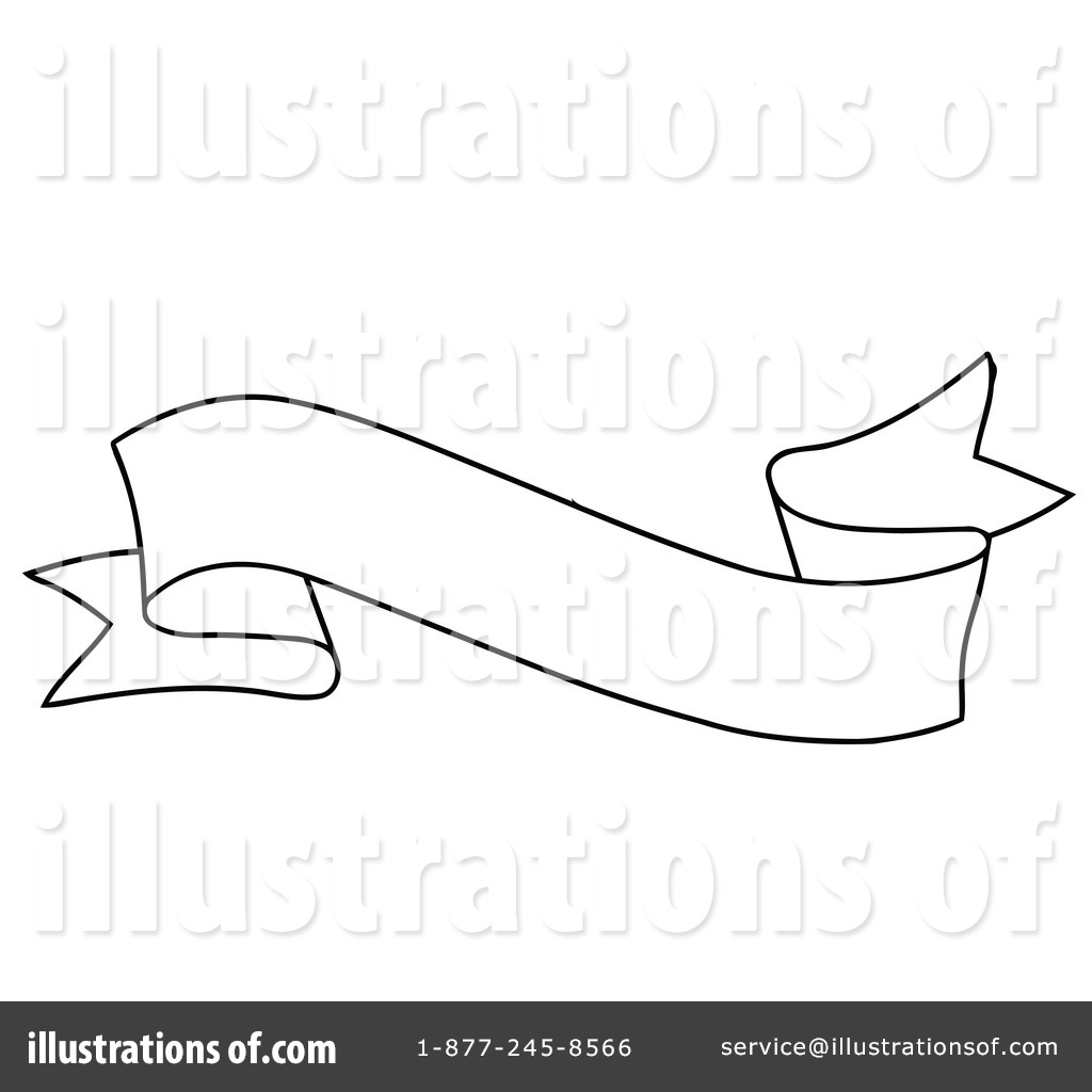 Royalty-Free (RF) Banner Clipart Illustration #33964 by C Charley-Franzwa