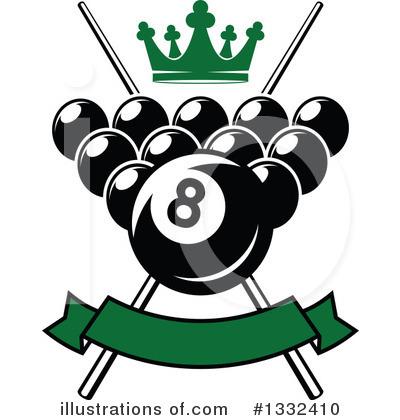 Royalty-Free (RF) Billiards Clipart Illu-Royalty-Free (RF) Billiards Clipart Illustration by Vector Tradition SM - Stock Sample-16