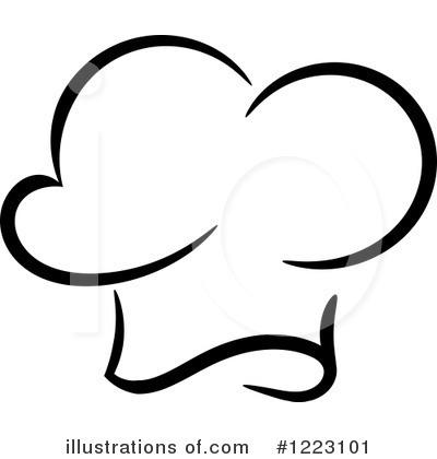 Royalty Free Rf Chef Hat Clipart Illustr-Royalty Free Rf Chef Hat Clipart Illustration By Seamartini Graphics-14