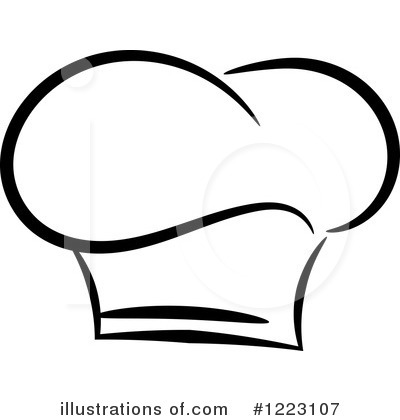Royalty Free Rf Chef Hat Clipart Illustr-Royalty Free Rf Chef Hat Clipart Illustration By Seamartini Graphics-14