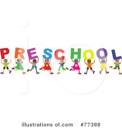 Royalty Free Rf Children ... Royalty Free Rf Children ... Preschool schedule clipart