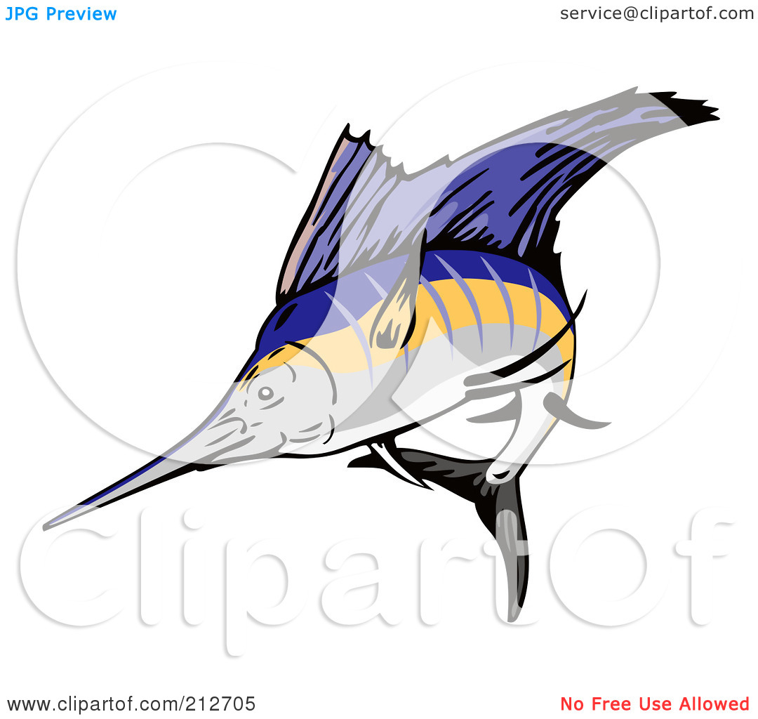 6+ Sailfish Clipart | ClipartLook