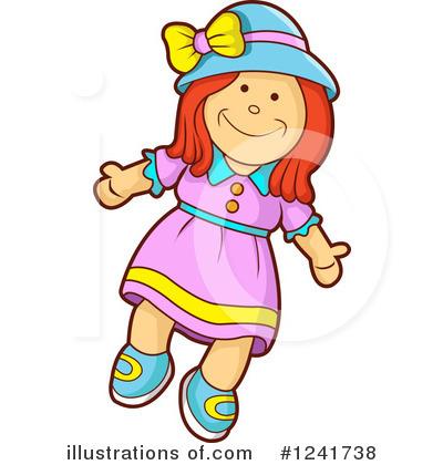 Royalty-Free (RF) Doll Clipart Illustrat-Royalty-Free (RF) Doll Clipart Illustration #1241738 by YUHAIZAN YUNUS-17