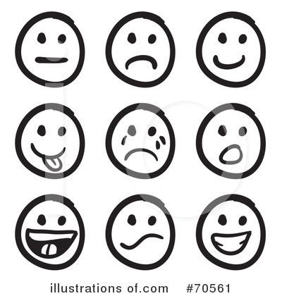 Royalty-Free (RF) Emoticon Clipart Illus-Royalty-Free (RF) Emoticon Clipart Illustration #70561 by Arena Creative-9