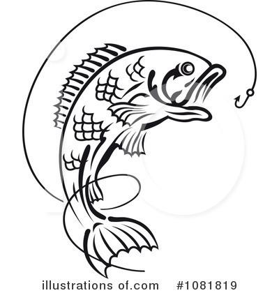 Royalty-Free (RF) Fishing Clipart Illust-Royalty-Free (RF) Fishing Clipart Illustration by Vector Tradition SM - Stock Sample-15
