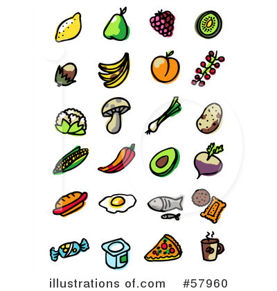 Royalty-Free (RF) Food Clipart .
