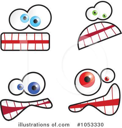 Royalty-Free (RF) Funny Face Clipart Ill-Royalty-Free (RF) Funny Face Clipart Illustration #1053330 by Prawny-13