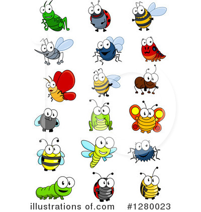 Royalty-Free (RF) Insects Cli - Insects Clipart