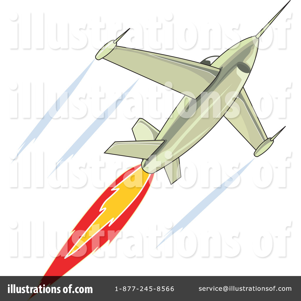 Royalty-Free (RF) Jet Clipart .