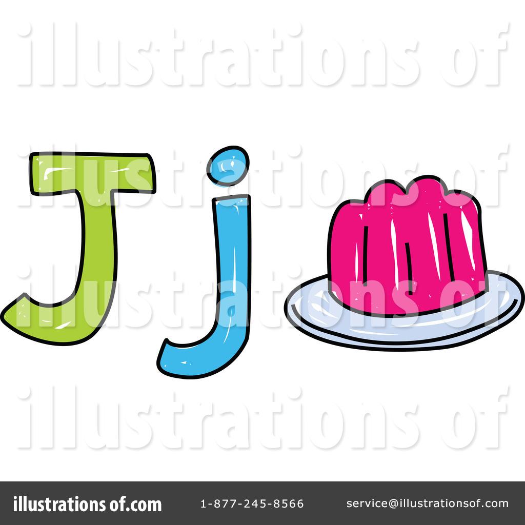 Royalty-Free (RF) Letter J Clipart Illustration #215638 by Prawny