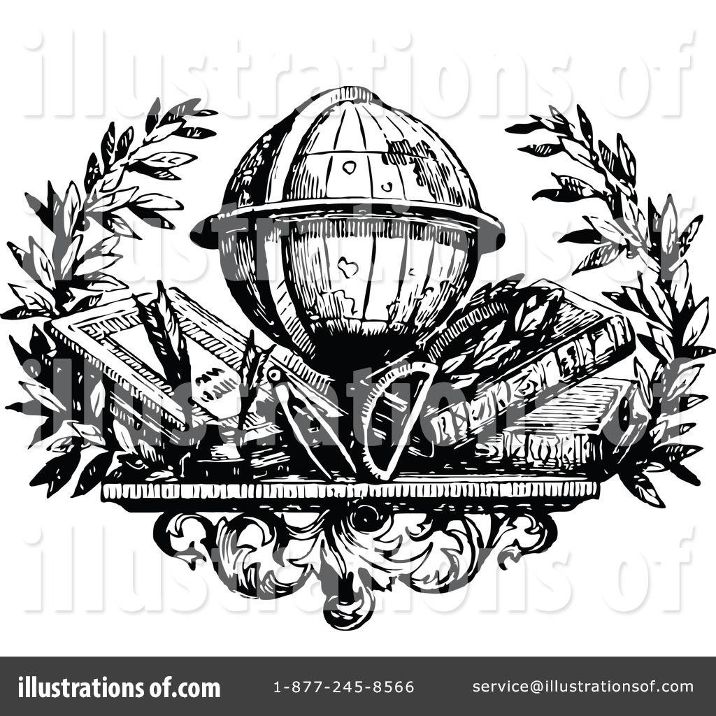 Royalty-Free (RF) Literature Clipart Illustration #1119777 by Prawny Vintage