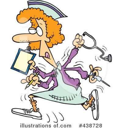 Royalty Free Rf Nurse Clipart Illustrati-Royalty Free Rf Nurse Clipart Illustration By Ron Leishman Stock-16