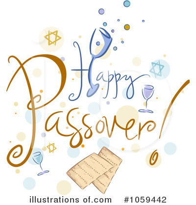 Royalty-Free (RF) Passover Clipart Illustration by BNP Design Studio - Stock Sample