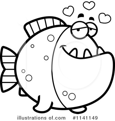 79 Royalty Free Rf Piranha Clipart Clipartlook