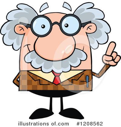 Royalty-Free (RF) Professor Clipart Illu-Royalty-Free (RF) Professor Clipart Illustration #1208562 by Hit Toon-13