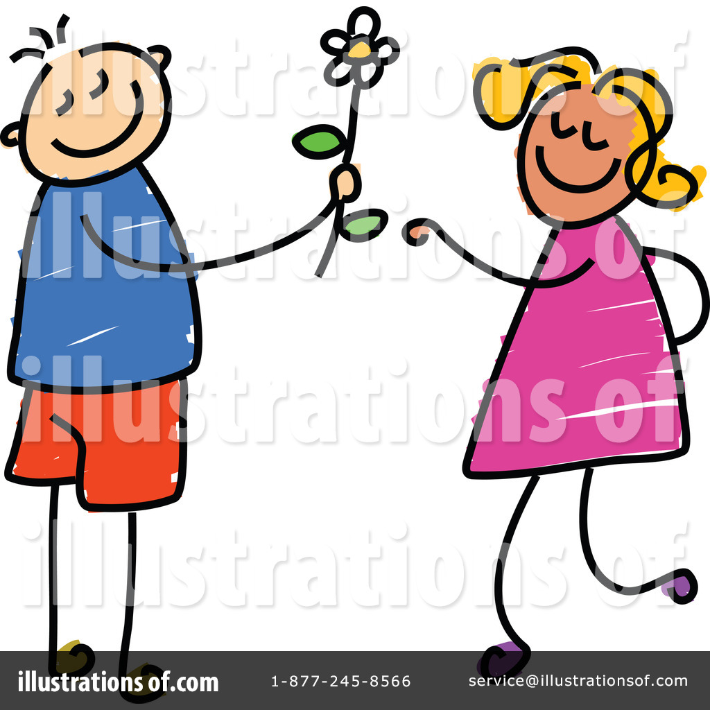 Royalty-Free (RF) Romantic Clipart Illustration #216826 by Prawny