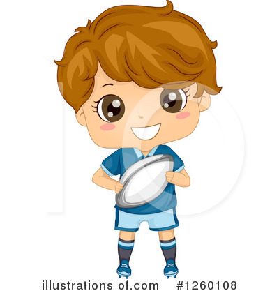 Royalty-Free (RF) Rugby Clipart Illustra-Royalty-Free (RF) Rugby Clipart Illustration by BNP Design Studio - Stock Sample-7