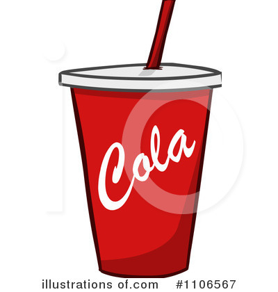 Royalty-Free (RF) Soda Clipart Illustration #1106567 by Cartoon Solutions