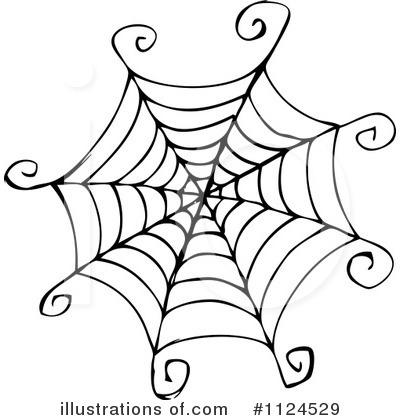 Royalty Free Rf Spiderweb Clipart Illust-Royalty Free Rf Spiderweb Clipart Illustration By Visekart Stock-6