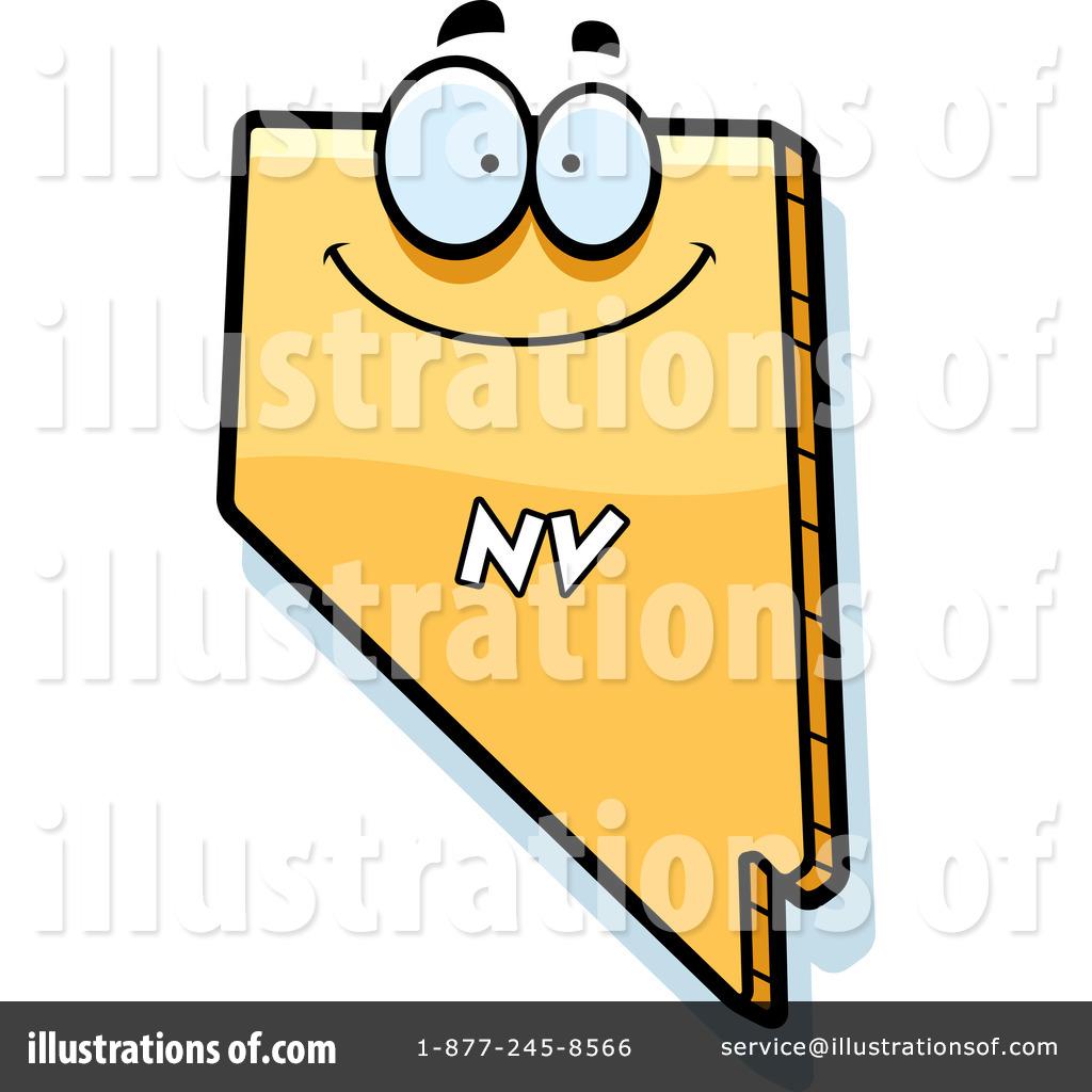 Royalty-Free (RF) States Clipart Illustr-Royalty-Free (RF) States Clipart Illustration #1092506 by Cory Thoman-1