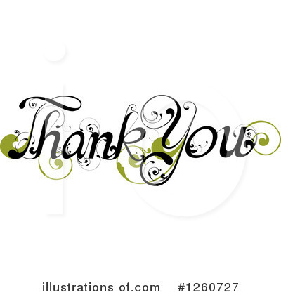 Royalty Free Rf Thank You Cli - Free Thank You Clip Art