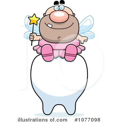 Royalty-Free (RF) Tooth Fairy Clipart Illustration by Cory Thoman - Stock Sample