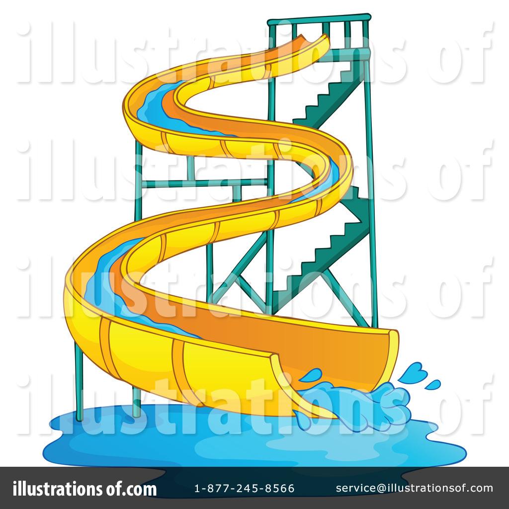 Royalty Free Rf Water Slide Clipart Illu-Royalty Free Rf Water Slide Clipart Illustration By Visekart Stock-18