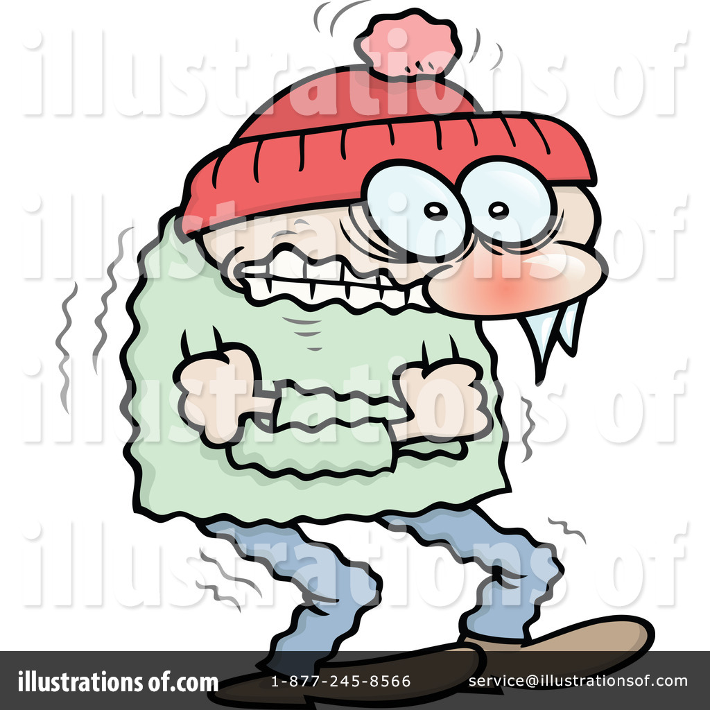 Royalty Free Rf Winter Clipart Illustration By Gnurf Stock Sample