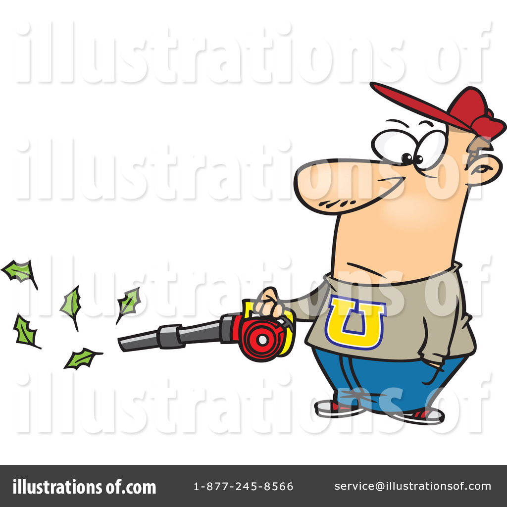 Royalty-Free (RF) Yard Work Clipart Illu-Royalty-Free (RF) Yard Work Clipart Illustration by Ron Leishman - Stock Sample-9