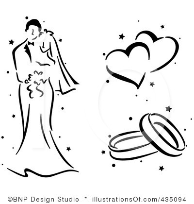 Royalty free wedding images - Free Clipart Wedding