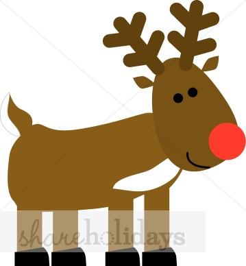 Rudolph Clip Art-Rudolph Clip Art-7
