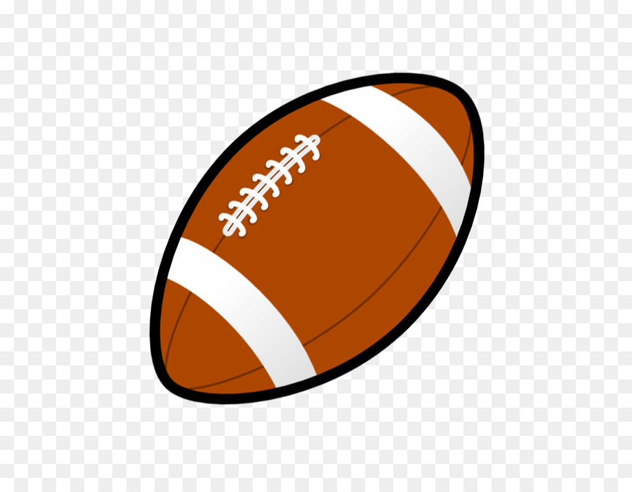 American football Rugby ball Clip art - Football Cliparts Transparent