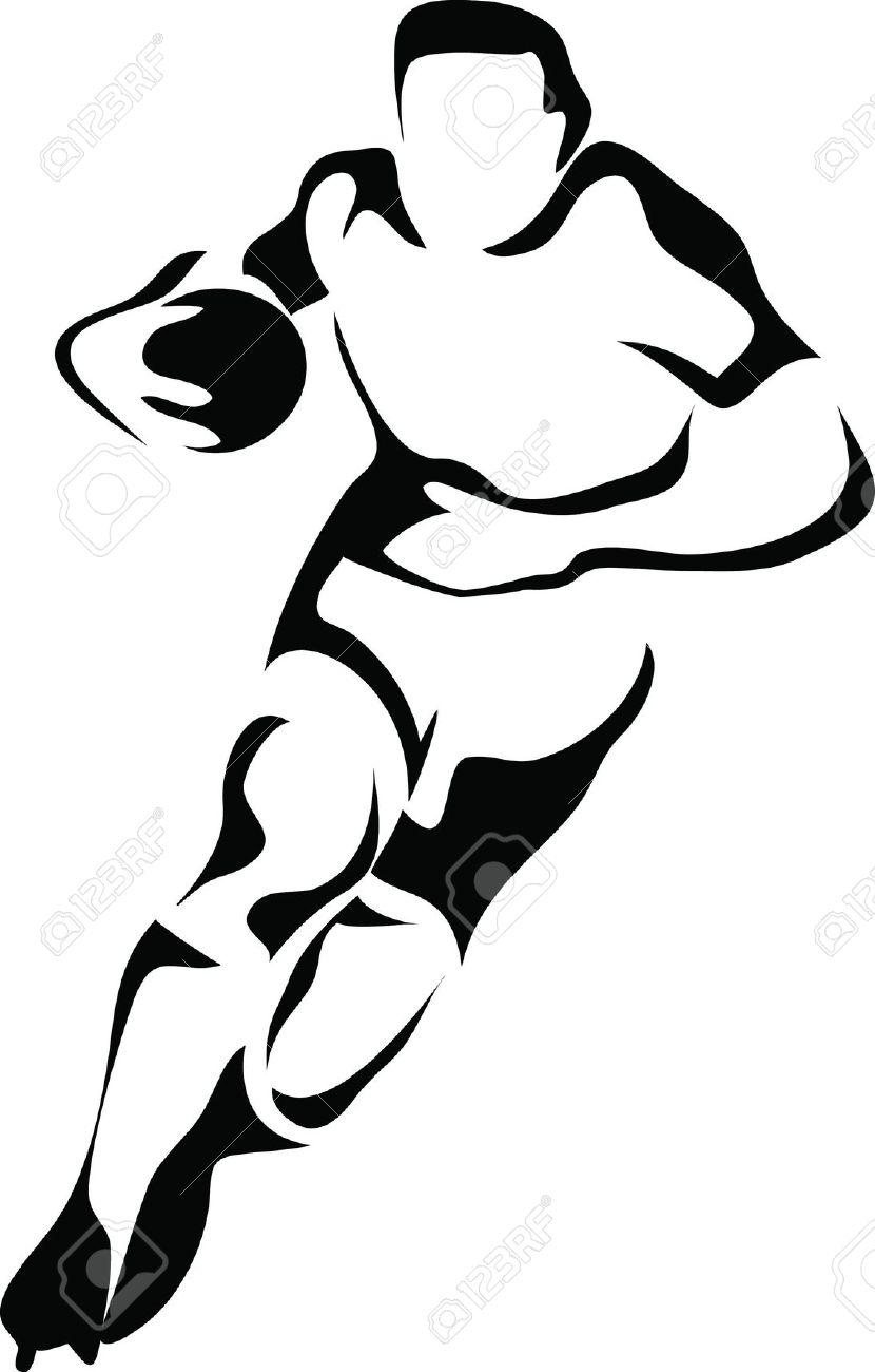 rugby: rugby player logo-rugby: rugby player logo-11
