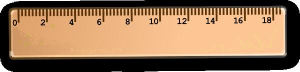 Ruler Clip Art At Clker Com Vector Clip Art Online Royalty Free