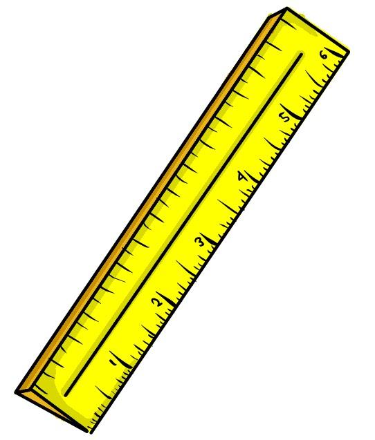 Ruler Clipart. Image Of Ruler