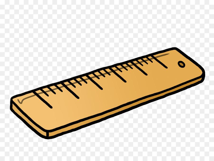 Length Measurement Ruler Clip Art - Clas-Length measurement Ruler Clip art - Classroom Objects Clipart-7