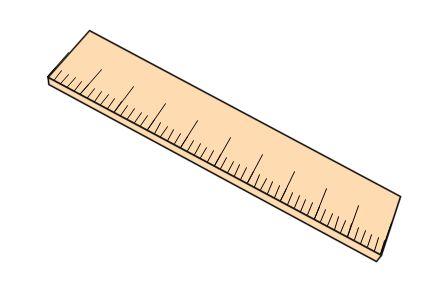 ruler clipart - Ruler Clip Art