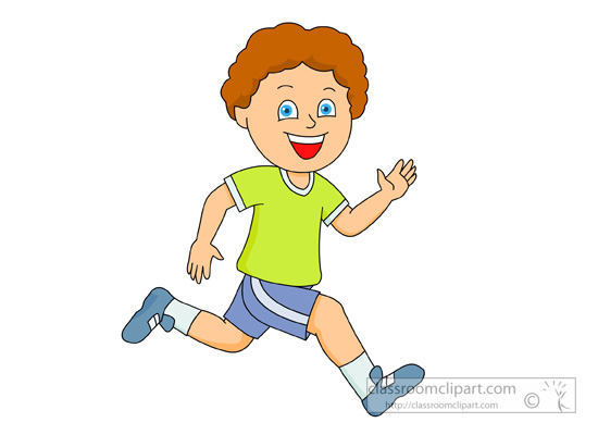 run clipart