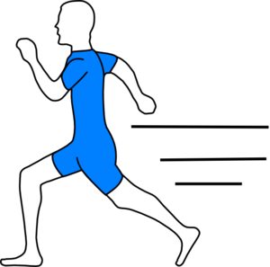 run clipart run #md